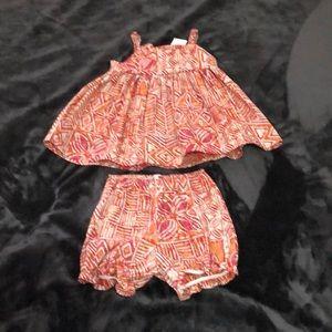 NWT Reyn Spooner toddler girls dress 18 mo.